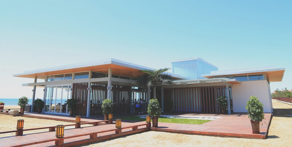 Azure Beach Clubhouse
