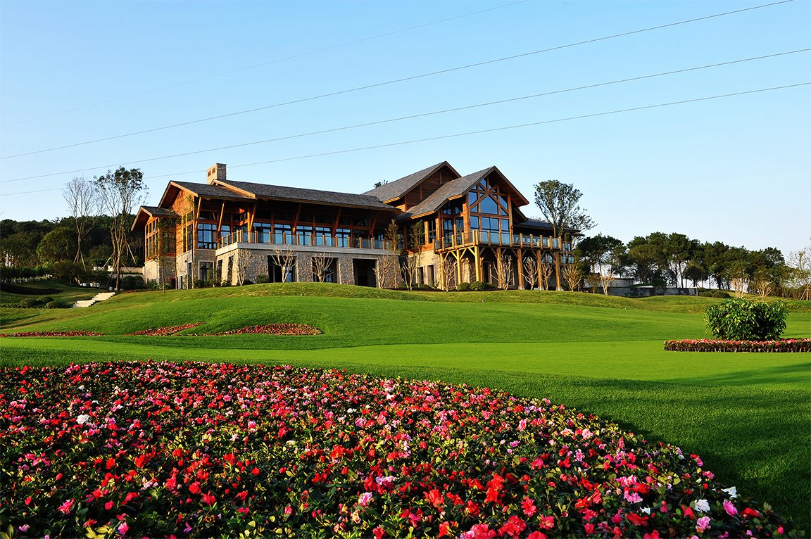 Iron Mountain Clubhouse