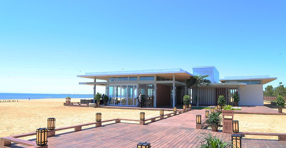 Azure Beach Clubhouse