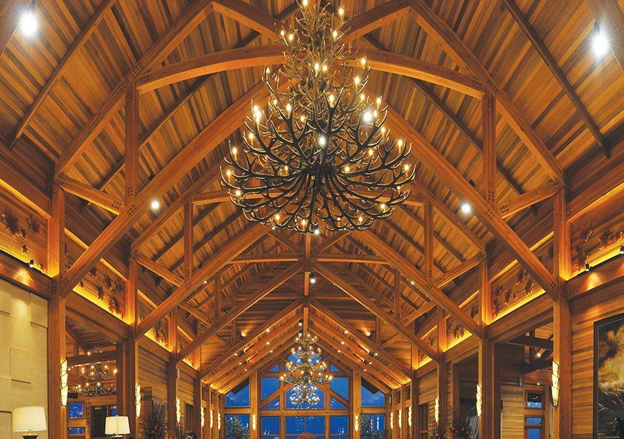 Iron Mountain Clubhouse
