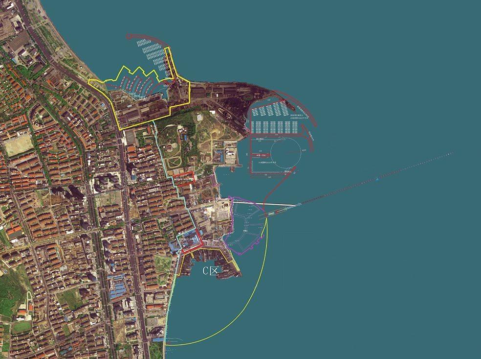 Wei Hai Waterfront Master Plan