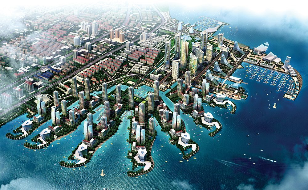 Wei Hai Waterfront Master Plan