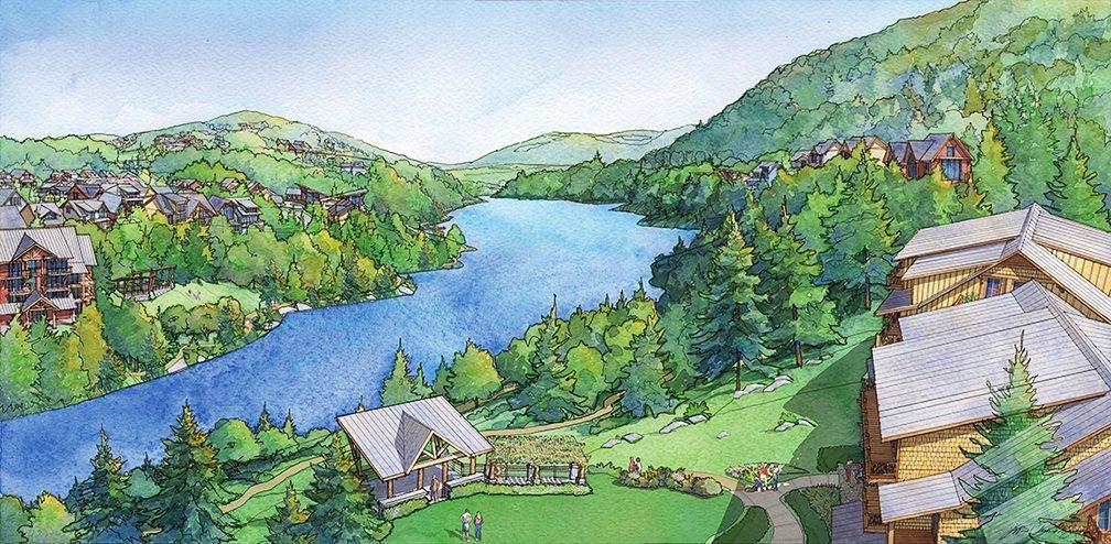 Fairwinds Lakes District