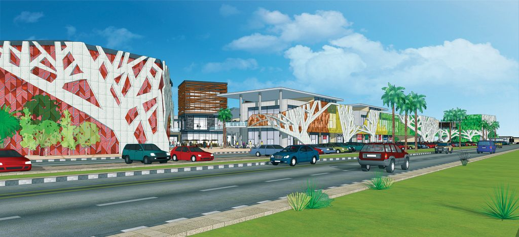 Palmeira Commercial Centre