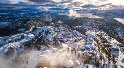 Wilden Village Snow