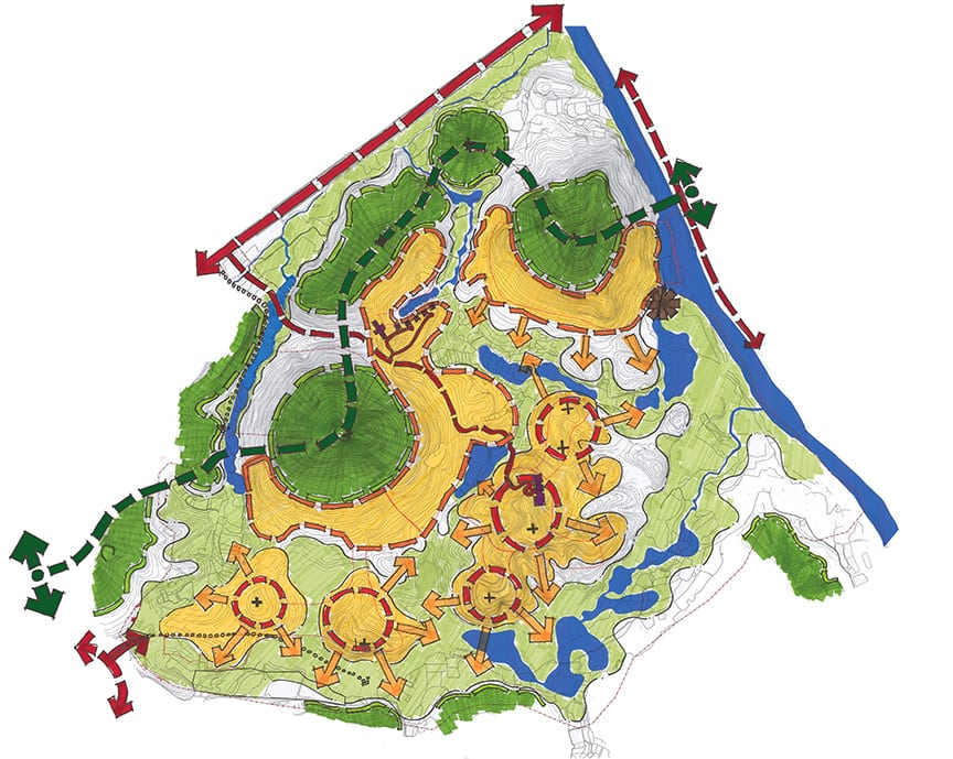 Anji-Eco-Resort_analysis-drawing_EKISTICS