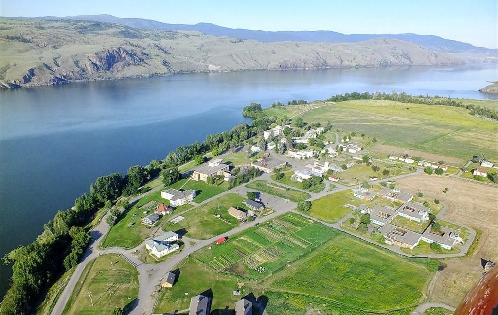 Project News: Tranquille Master Plan, Kamloops, BC