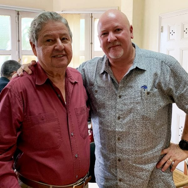 Arq Jorge Maciques Director UTIT + Paul Rosenau, EKISTICS