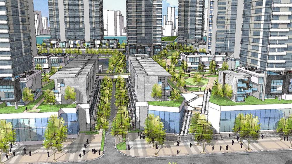 Changde_Plaza-Rendering8_EKISTICS
