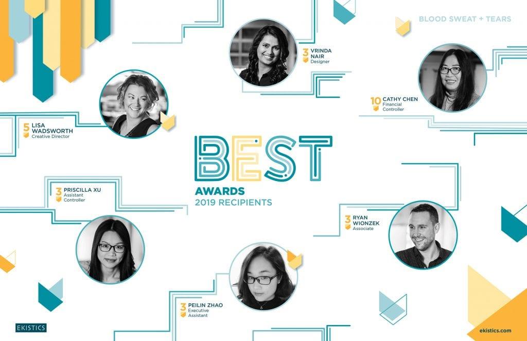 BEST Awards 2019 EKISTICS